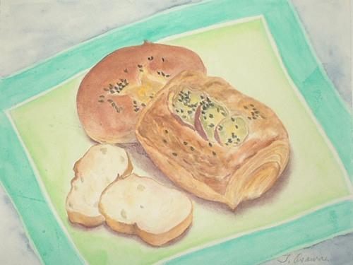 59 ラスクと菓子パン
