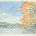 8 十和田湖の秋
